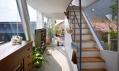 Dům rodiny Toda v Hirošimě od architektonické kanceláře Kimihiko Okada