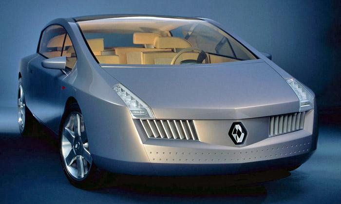 Patrick le Quément jedesignér futuristických vozů