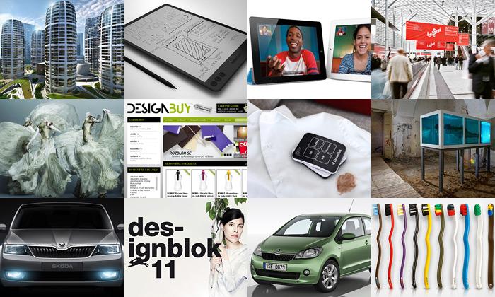 Rok 2011 byl veznamení vzestupu českého designu