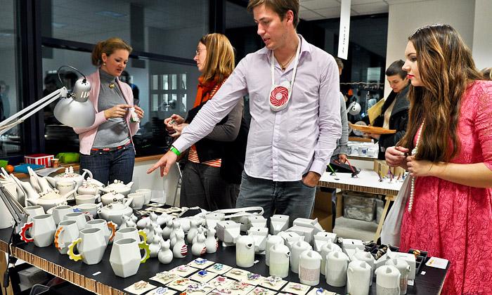 Na pět dnů otevřel brány DesignSupermarket 2011
