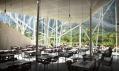 Nová restaurace Trollwall v Norsku od Reiulf Ramstad Arkitekter
