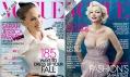 Slavné osobnosti na obálkách časopisu Vogue