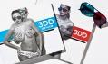 Kniha 3DD sženskými akty afotografiemi poprsí vetřetím rozměru