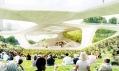Vítězný projekt městského parku ve městě Aberdeen od Diller Scofidio + Renfro