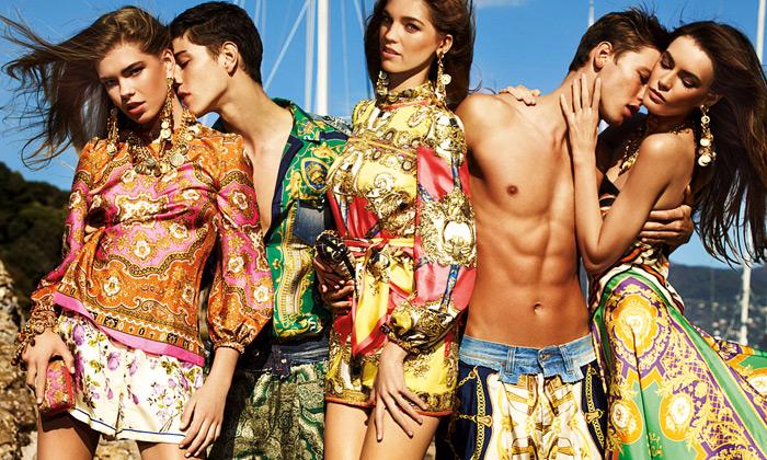 Značka D&G skončila skvělou kolekcí naléto 2012