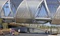 Dominique Perrault a jeho most Arganzuela pro pěší v Madridu