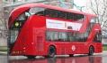 Londýnský autobus New Routemaster od Heatherwick Studio a WrightBus