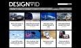 Nový design video portál DesignVid.cz od on-line magazínu DesignMag.cz