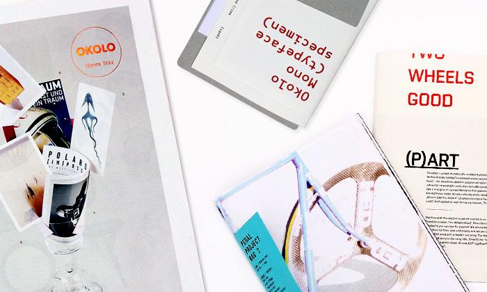 Časopisy Okolo přináší pohled naalternativní design
