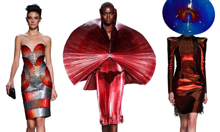 Paco Rabanne přináší manifest kovového oděvu