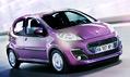 Peugeot 107 pomodernizaci druhé generace