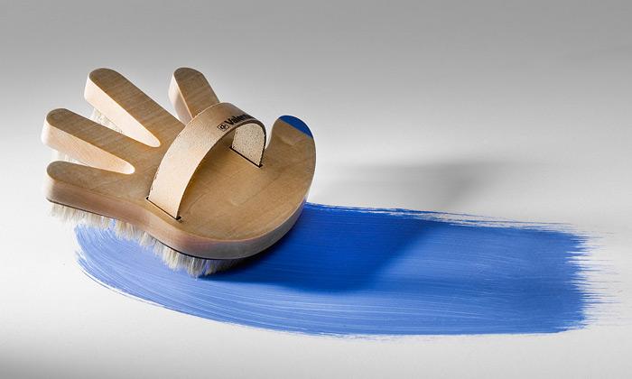 CuldeSac navrhli evoluční malířské štětce Valentine
