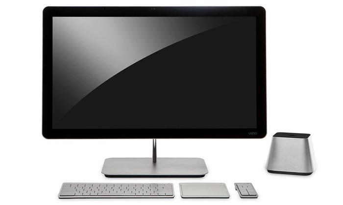 Vizio uvádí nové futuristické počítače anotebooky