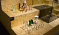 Pohled do výstavy Ceny Czech Grand Design - Nominace 2011 v NTM