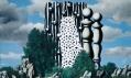 Ukázka z výstavy René Magritte ve vídeňské galerii Albertina