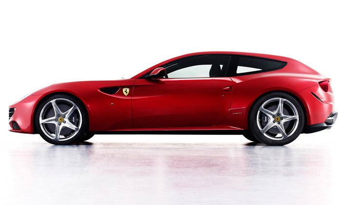 Nejlepším designem roku 2012 sechlubí Ferrari FF