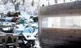 Kimball Art Center v americkém Park City ve vítězném návrhu od BIG