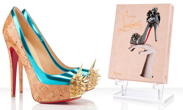 Louboutin slaví 20 let navrhování legendárních bot