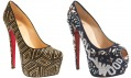 Christian Louboutin a jeho boty pro módní dům Barneys