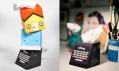 Americký designér Chris Yoon a jeho hravé krabičky na kapesníčky Kleenex