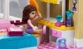 Ukázka holčičích stavebnic Lego Friends