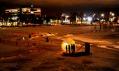 Ledový přístřešek nazvaný Polární slepice od libereckých architektů Mjölk
