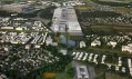 Parc des Expositions neboli PEX u francouzského města Toulouse od OMA