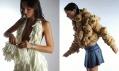 Sebastian E a jeho šaty z rukavic a plyšových medvídků