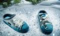 Pletené papuče značky Giesswein