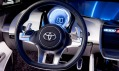 Koncept japonského vozu Toyota NS4