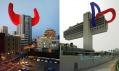 Victor Enrich a ukázky jeho pozměněné architektury od roku 2008
