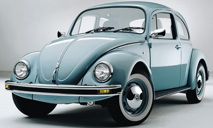 Volkswagen Brouk oslavuje 40 let mistrovství světa