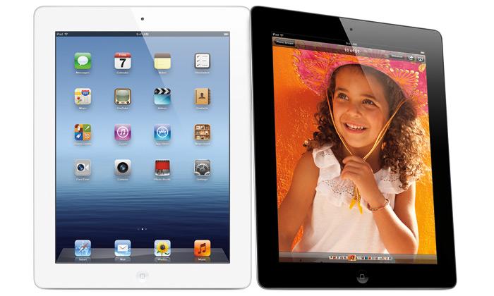Apple představil Nový iPad seskvělým displejem
