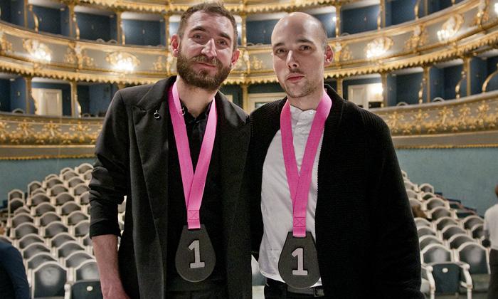 Czech Grand Designéry 2011 sestali Vacek aPošta
