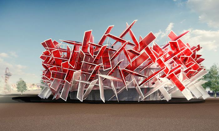Coca-Cola postaví vLondýně pavilon skládání hudby