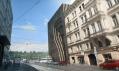 Novomlýnská brána od studia DaM v Revoluční ulici v Praze