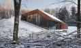 Rodinný dům nazvaný Dutch Mountain odstudia Denieuwegeneratie