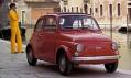 Legendární model Fiat 500