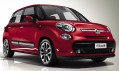 Nový model vozu Fiat 500L