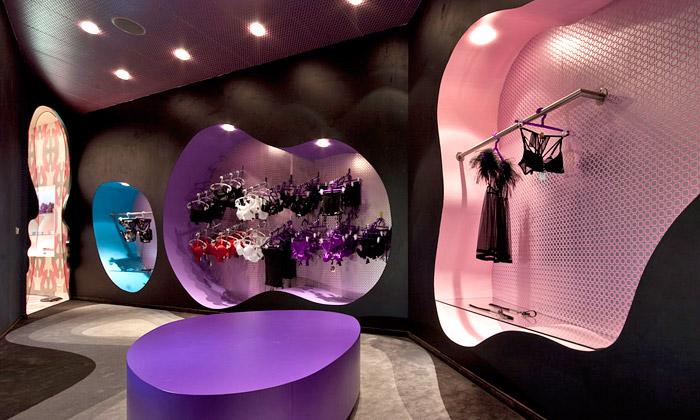 Erotický obchod Fun Factory navrhl Karim Rashid