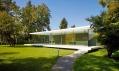 Werner Sobek a jeho minimalistická vila D10 v německém Ulmu