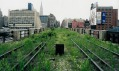 Návrh poslední třetí části parku High Line v New Yorku na Manhattanu