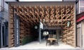 Kavárna Starbucks v japonském městě Dazaifu od Kengo Kuma