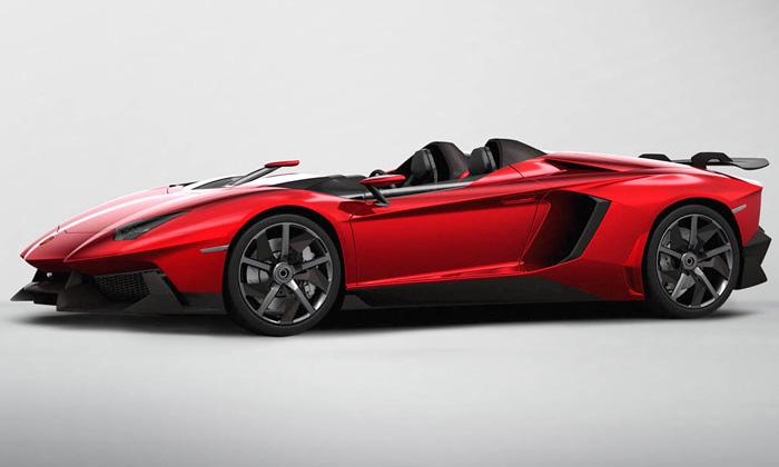 Lamborghini uvádí speedster zkarbonu Aventador J