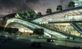 Express Rail Link West Kowloon Terminus od Aedas