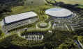 McLaren Production Centre od Foster + Partners