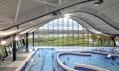 Centrum vodních sportů vMantes-la-Jolie uPaříže