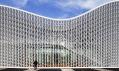 Centrum vodních sportů v Mantes-la-Jolie u Paříže