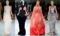 Kolekce značky Alexander McQueen na jaro a léto 2012