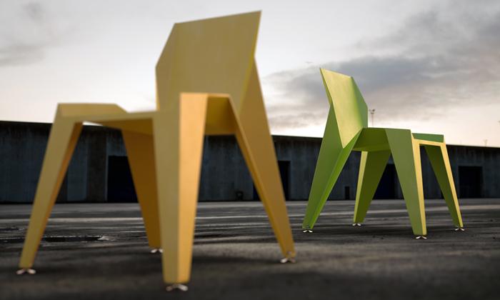 Česká židle Edge odNovague dostala cenu Red Dot